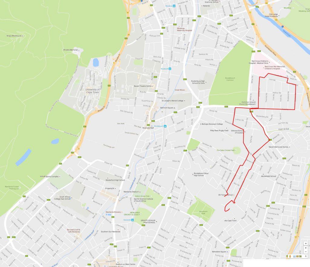 WPCC Landmarks 6km Fun Run